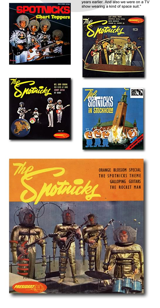 The Spotnicks The Spotnicks Vol 3